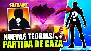 NEW HEAD PARTY THES *FILTRATED* (SECRETS AND MISTEORIOS) FORTNITE BATTLE ROYALE