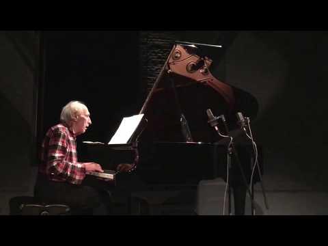 Frederic Rzewski @ Centro de Experimentacion del Teatro Colon : Songs of Insurrection Part 2
