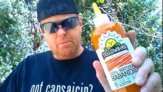 Yellowbird Hot Sauce Review X2 (habanero & Serrano)