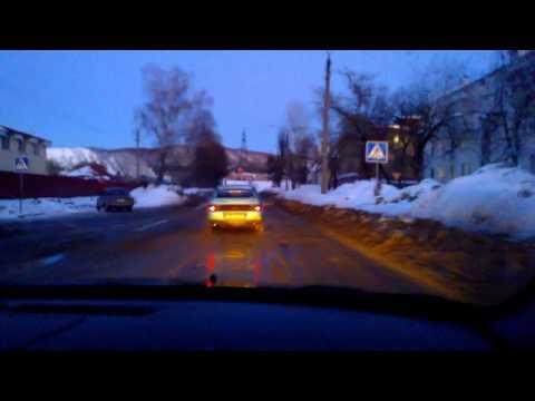 Дороги в городе Аша Челябинской области!!!