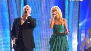Валерия и Валерий Меладзе - Не теряй меня [LIVE] (Новая Волна 2013)