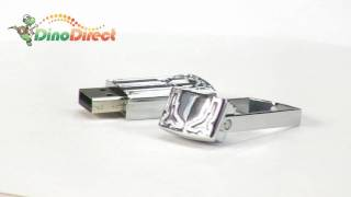 Fashionable 2GB Beautiful Cross Jewelry USB Flash Drive  from Dinodirect.com