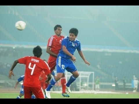 Maldives Vs Nepal (Full Match) - SAFF Championship 2011 (Match 2)