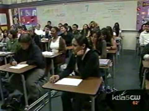 Alan Lawrence Sitomer - California's Teacher of the Year 2007