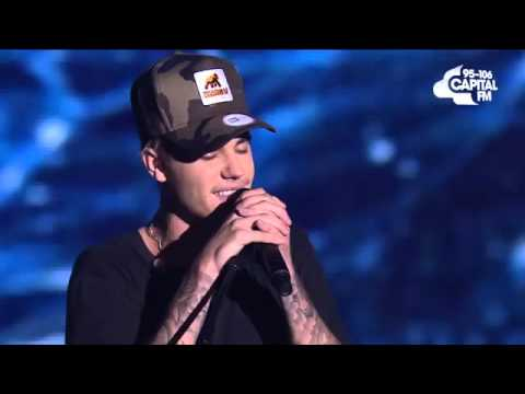 Justin Bieber - Love Yourself Live (Best Crowd Ever) (Amazing Performance 2015)