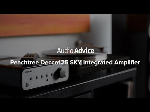 Peachtree Decco125 SKY Integrated Amplifier