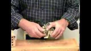 Dowelmax Instruction Video 11 Of 14 - 2x4 2x4 T Section Method Two