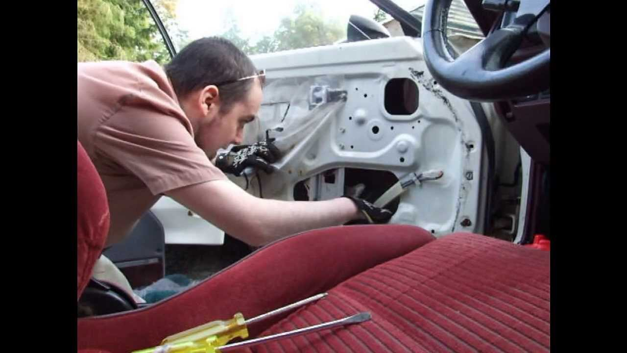 how to fix your car s electric windows slow moving or stuck they can be repaired youtube [ 1280 x 720 Pixel ]