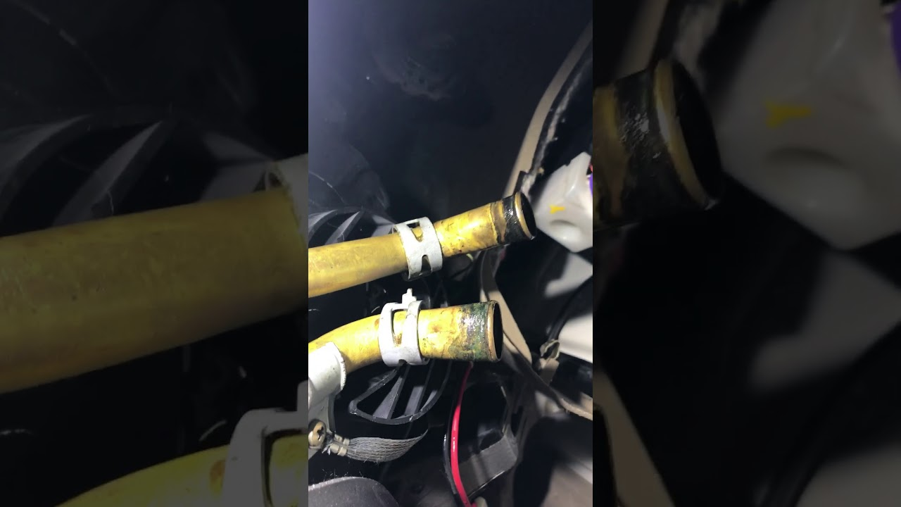 2001 Jeep Grand Cherokee 4 7 Heater Core Removal
