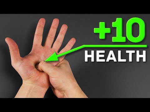 10 PRESSURE POINTS THAT WILL GIVE YOU SUPERPOWERS
