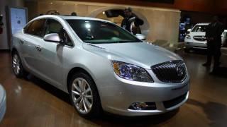 2012 Buick Verano (2011 NAIAS)