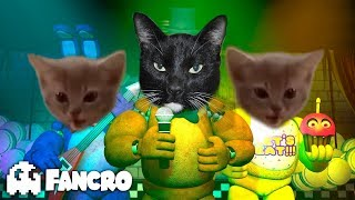 Five Nights At Freddy 39 S  Cover Gatos