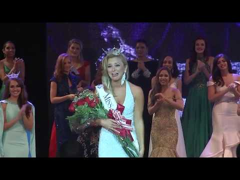 Miss New Jersey 2017 Kaitlyn Schoeffel Crowning