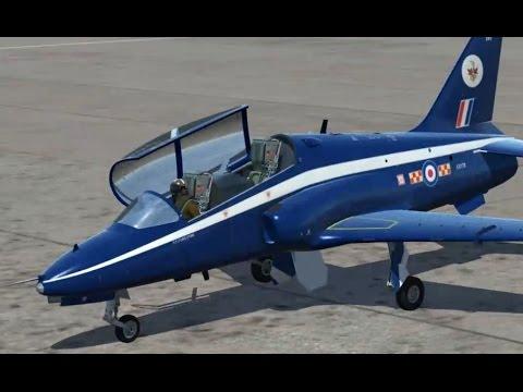 DCS: Hawk Startup, Takeoff and Landing Tutorial