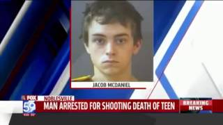 Breaking: Aubrey Peters, 16, Fatally Shot In Indiana Home, Man Arrested in Teen Hero