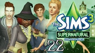 Let's Play The Sims 3 Supernatural - Ep. 22 - Philosopher's Stone!