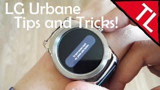 LG Urbane: Tips and Tricks!