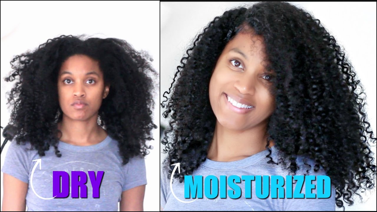 How to moisturize the hair from the inside 87