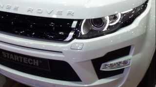 Range Rover Evoque - Dubai Cars Show