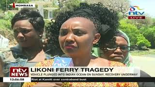 Likoni Ferry Tragedy: Efforts to recover victims bare no fruits