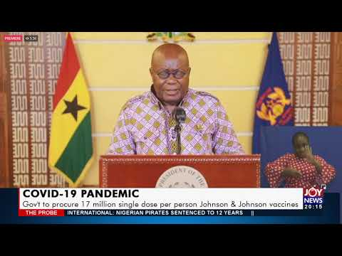 Covid-19 Pandemic: 3rd wave could have averted if vaccines were available- Dr. Aboagye (25-7-21)