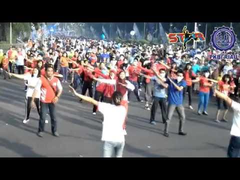 Launching Dance4Life Riau
