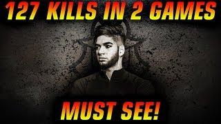 ScreaM - 127 Kills in 2 Games (Must see) ★ CS:GO