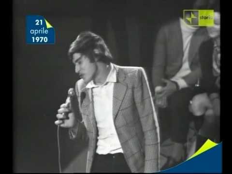 Gianni Morandi - Occhi di ragazza (1970)
