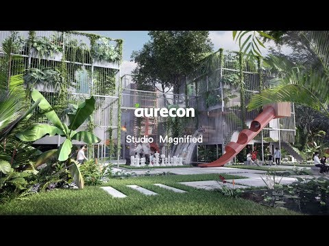 Aurecon and Studio Magnified join to lead digital design on a global scale