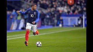 Kylian Mbappé 2018 || Mejores Jugadas y Goles || Balon de Oro