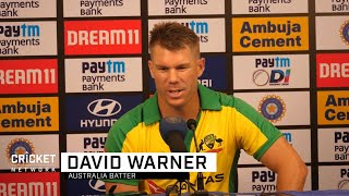 This was a marker after World Cup heartbreak: Warner
