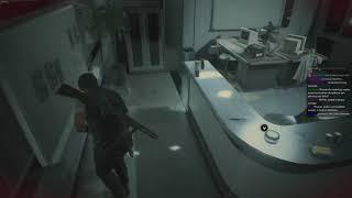 Resident Evil 2 Hardcore #22: krok w tył