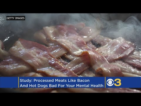 Bacon Is Bad For Your Mental Health, Say Researchers - YouTube