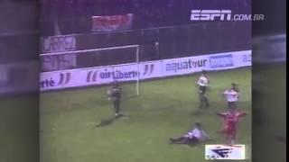 Lille 1 x 4 Monaco - Campeonato Francês 1996/1997