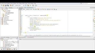 Connexion à base de données MySql en JAVA avec détails très importa...