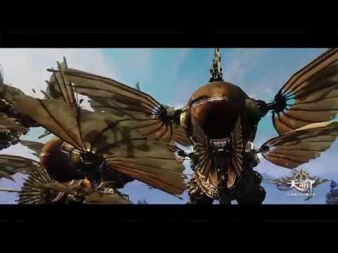 Revelation Online Guild Battle Aerial Warfare