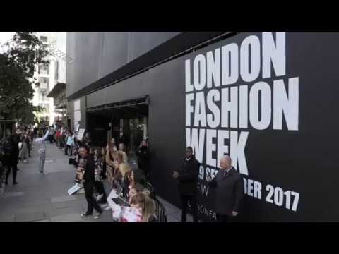 LONDON FASHION WEEK – THREE DAYS OF ANIMAL RIGHTS ACTION 15 - 17/9/2017