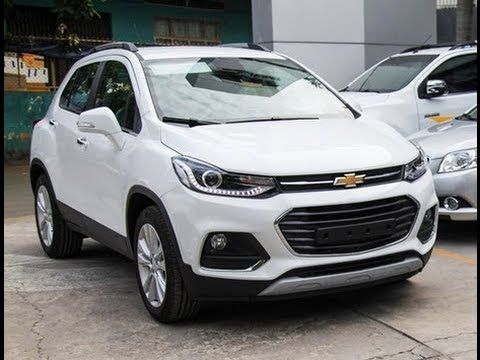 2018 Chevrolet Trax Compact Suv Review