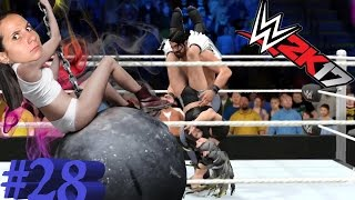 Came in Like a Wrecking Ball !! - WWE 2K17 / My Career #28