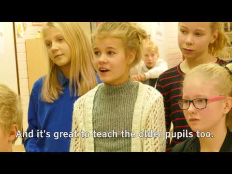 Curiosity, Creativity & Future Innovators - Coding, Collaboration & Fun Learning in Finland