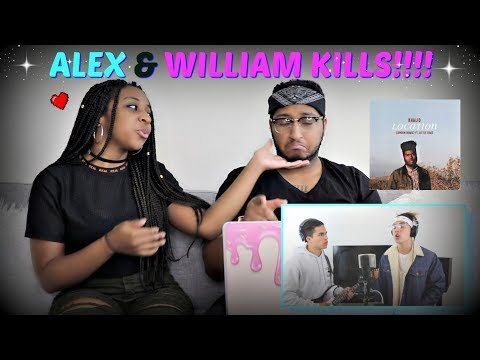Location by Khalid | Alex Aiono Cover Ft. William Singe REACTION!!!