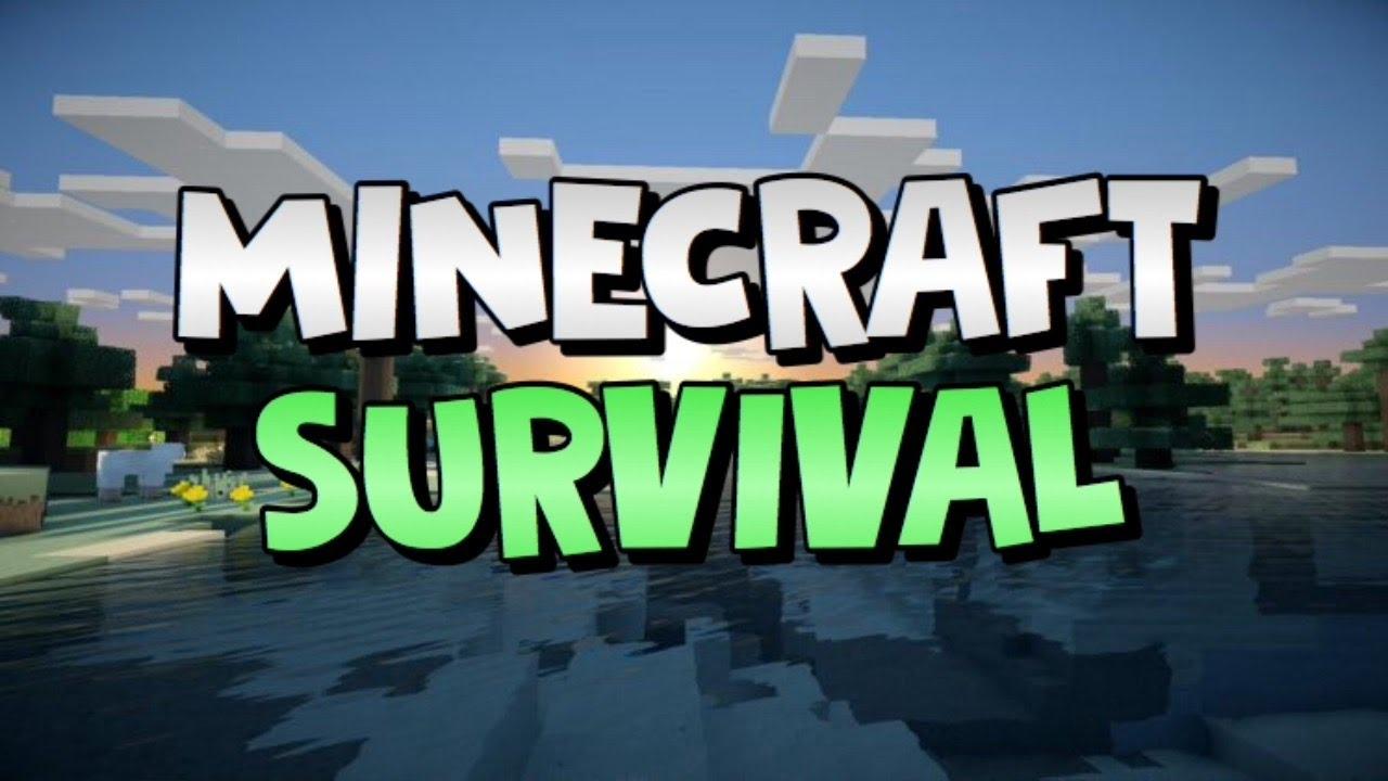 Minecraft Bedrock - Open World Survival Server!  (Minecraft Live