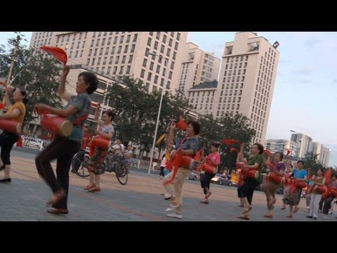 Dancing grannies cited for noise violations in China