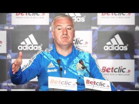 Didier Deschamps pas d'accord avec Laurent Blanc