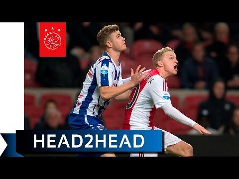 Head2Head: Ajax - sc Heerenveen