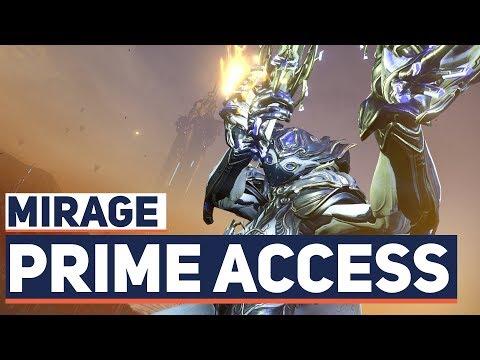 Warframe: Mirage Prime, Akbolto Prime, Kogake Prime and Everything In Between thumbnail