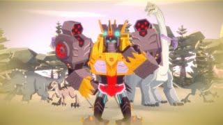 Boxiken - Hasbro Transformers Cyberverse Scout Class Grimlock