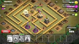 Clan Level 3!!!! [Bestrafung] - Clash of Clans #110 [Deutsch/German]
