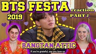[2019 FESTA] BTS (방탄소년단) '방탄다락' #2019BTSFESTA REACTION | BTS FESTA 2019 REACTION | PART 2/2