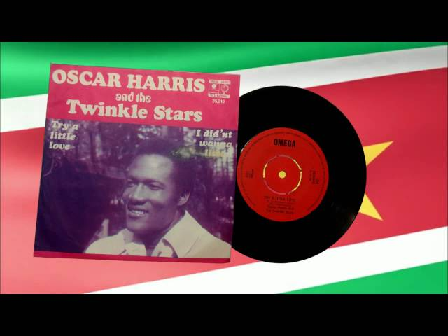 Try A Little Love - Oscar Harris and the Twinkle Stars